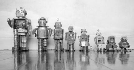 Robots representing different social classes-diversity