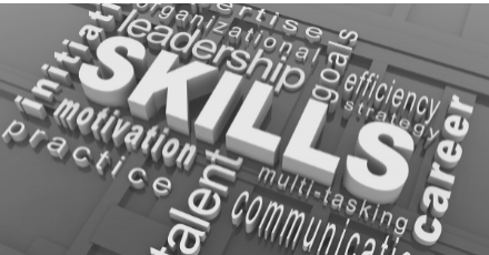 Survey reveals that skills gaps need to be filled